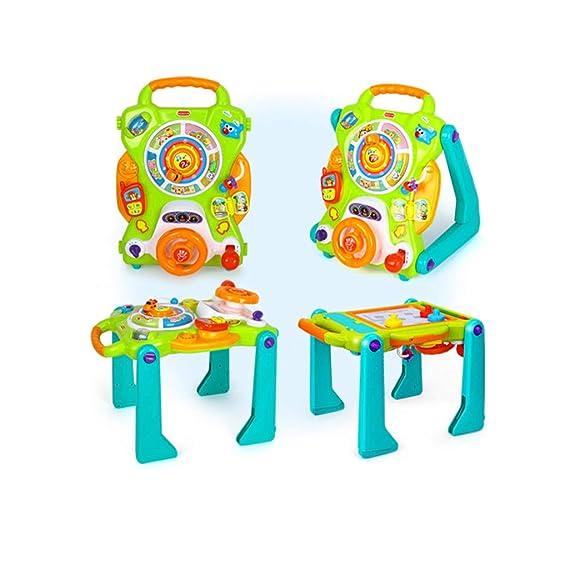 Andador de bebe Baby Walker Trolley Toy Niños Velocidad ...