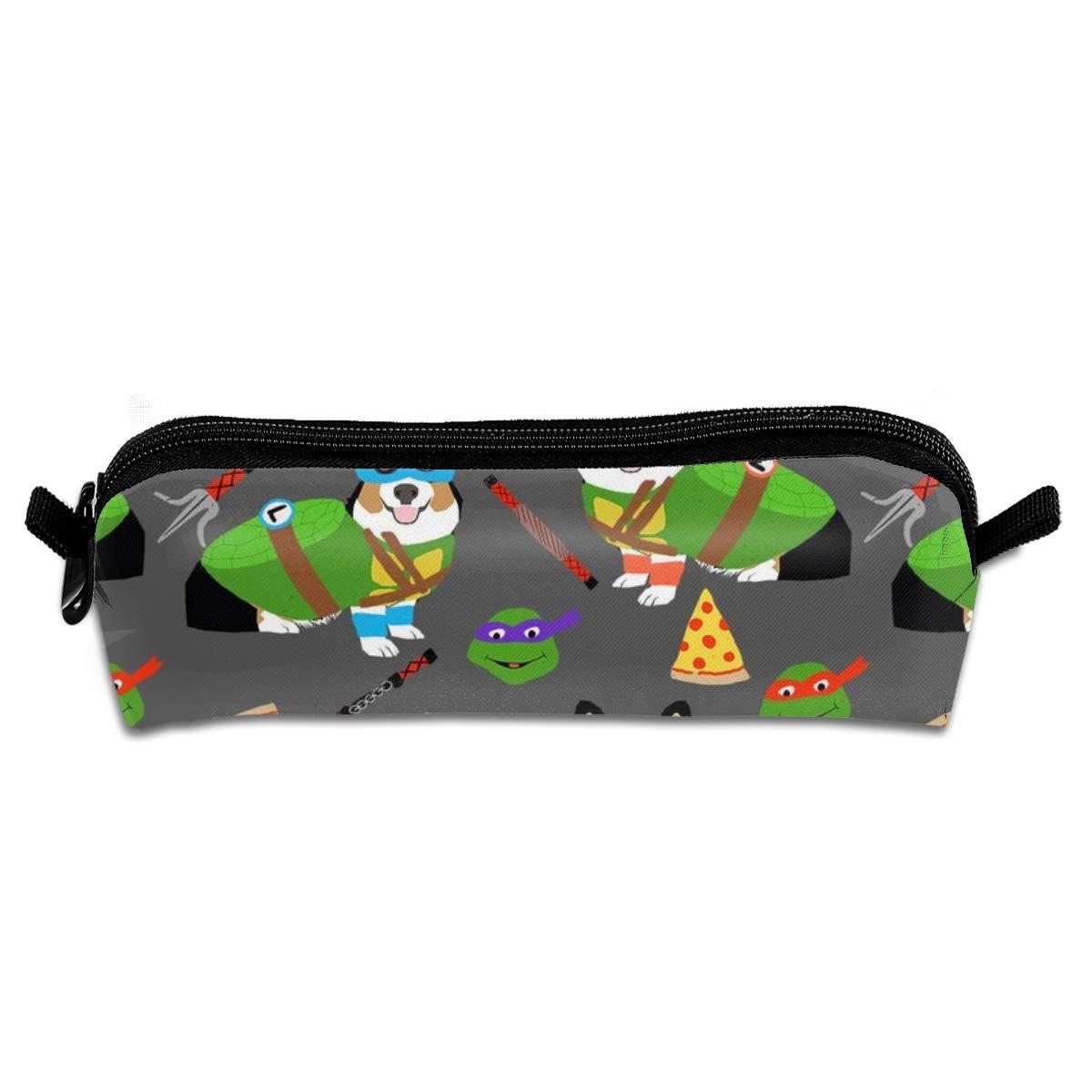 Tri Corgi Ninja Turtle - Dog, Dogs, Cartoon, Costu Pencil ...