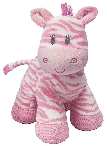 Amazon Com First Main 8 Pink Zippy Zebra Toys Games