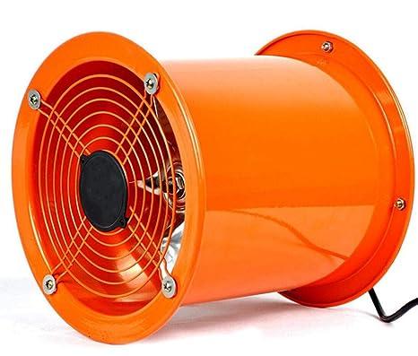 XGHW Ventilador utilitario Ventilador de Alta Velocidad Tubo ...