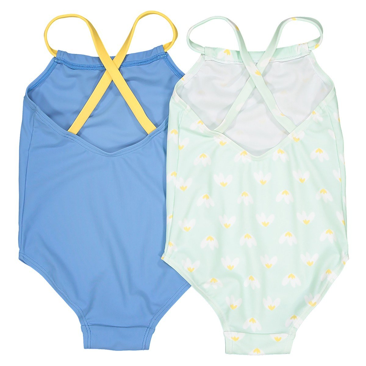La Redoute Collections Big Girls Pack of 2 Swimsuits