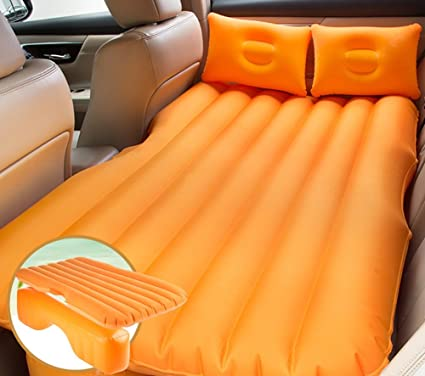 Amazon.com: ZCJB Inflatable Bed Back Seat Extended Mattress ...