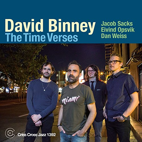 David Binney - The Time Verses  cover