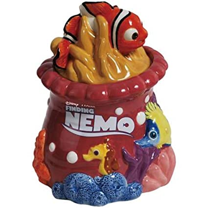 Disney Cookie Jars >> Westland Giftware Finding Nemo Cookie Jar