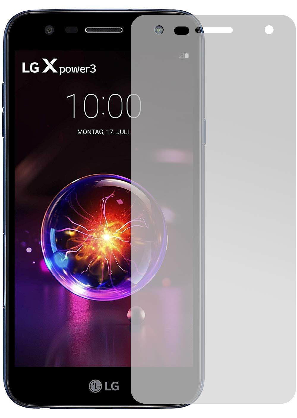 Slabo 4 x Protector de Pantalla para LG X Power 3 lámina ...