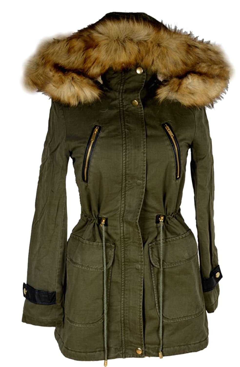 Warme winterjacke damen gunstig