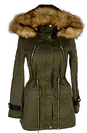 Damen winterjacke 44