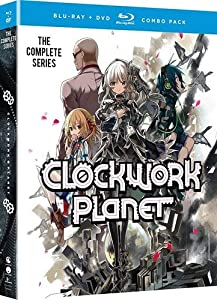 Clockwork Planet: The Complete Series (Blu-ray/DVD Combo) from Funimation