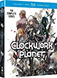 Clockwork Planet: The Complete Series (Blu-ray/DVD Combo)