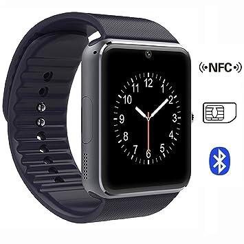kamre Teléfono Bluetooth Smart Watch con NFC Smart Watch ...