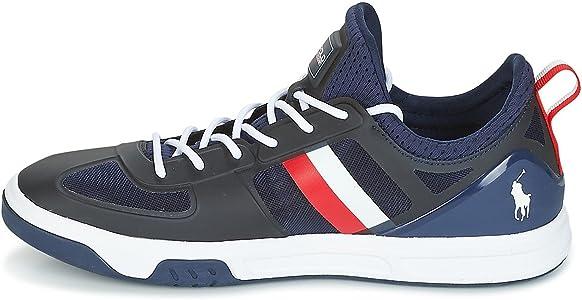 Ath Sneakers uk Court200 Polo Lauren co Ralph Men Navy 40Amazon Sk q34RjL5A
