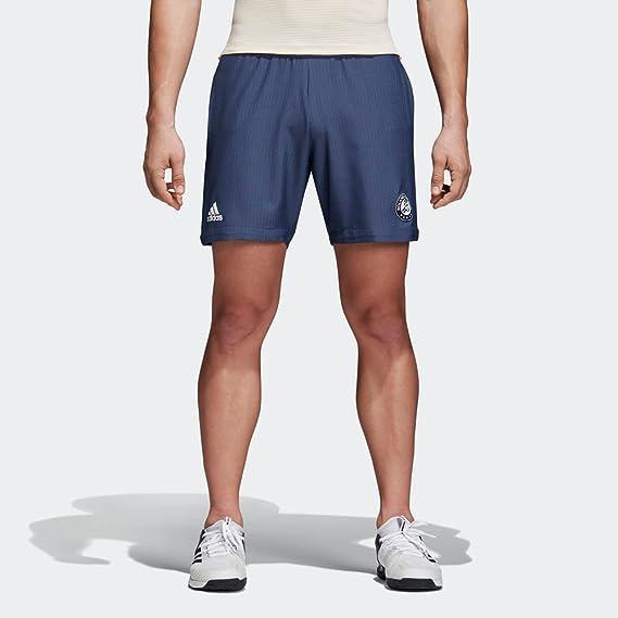 adidas Short de Tennis Roland Garros pour Homme 3b10d69e3b8