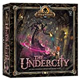 The Undercity: An Iron Kingdoms Adventure Board Game (PIP 61019) by Iron Kingdoms
