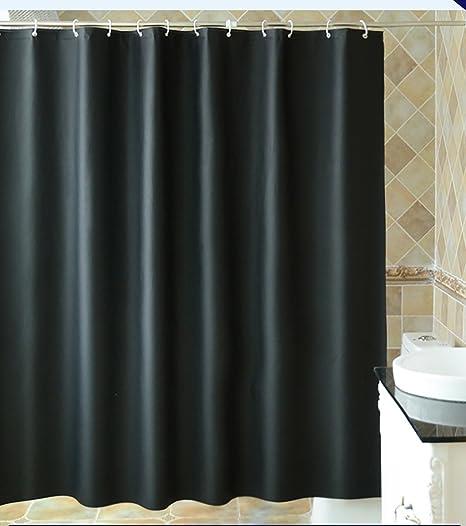 Shower Curtains Bathroom Curtain Waterproof Partition Warm Blackout Moisture Moldy Opaque