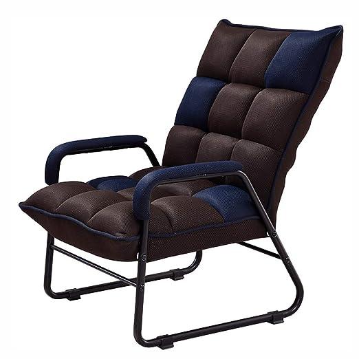 L-SYJH Respaldo Acolchado reclinable reclinable con Silla ...