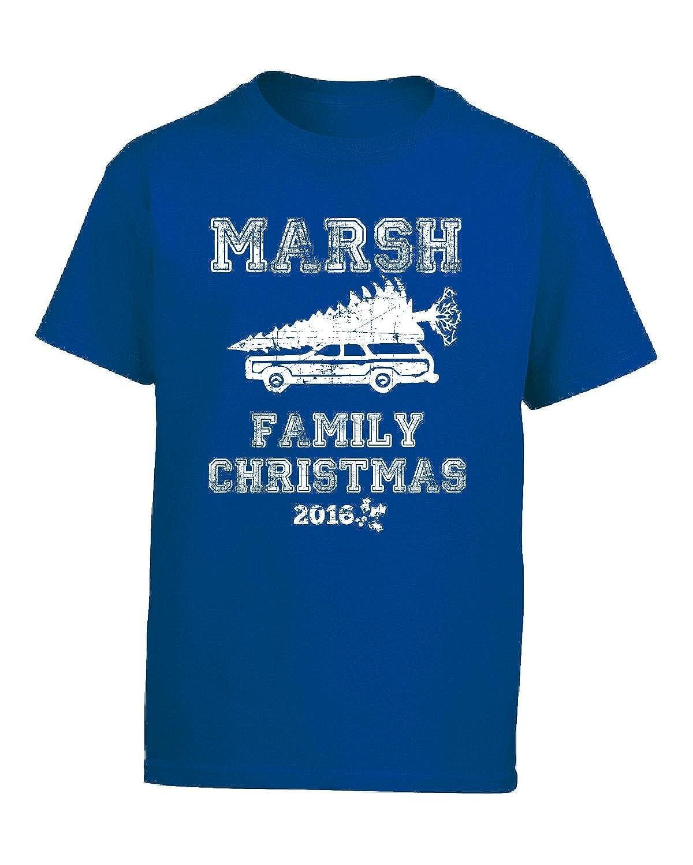 Shirt design boy 2016 - Marsh Family Christmas 2016 Gift For The Holidays Boys T Shirt