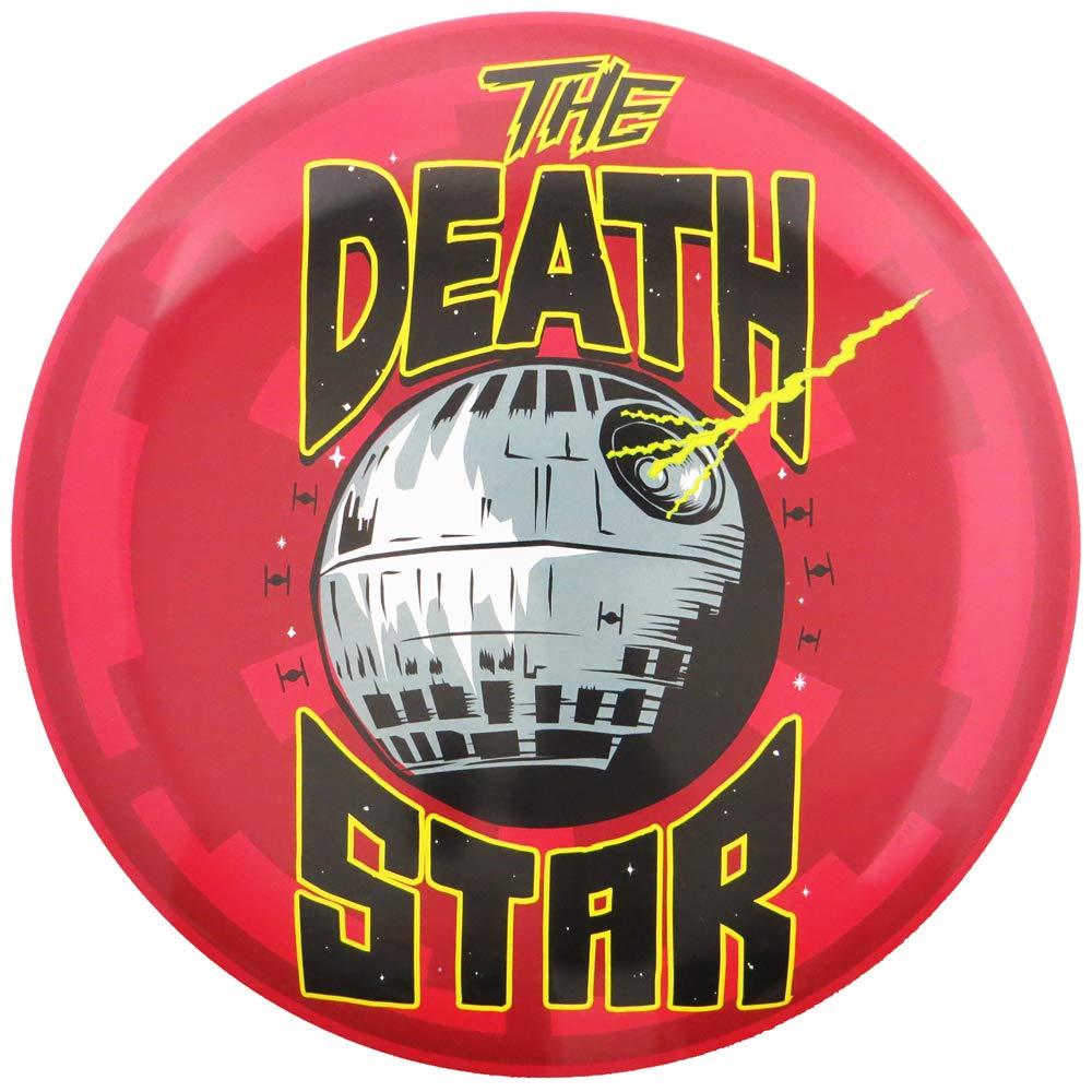 Discraft Star Wars Death Star Supercolor ESP Buzzz Midrange Golf Disc - 175-176g