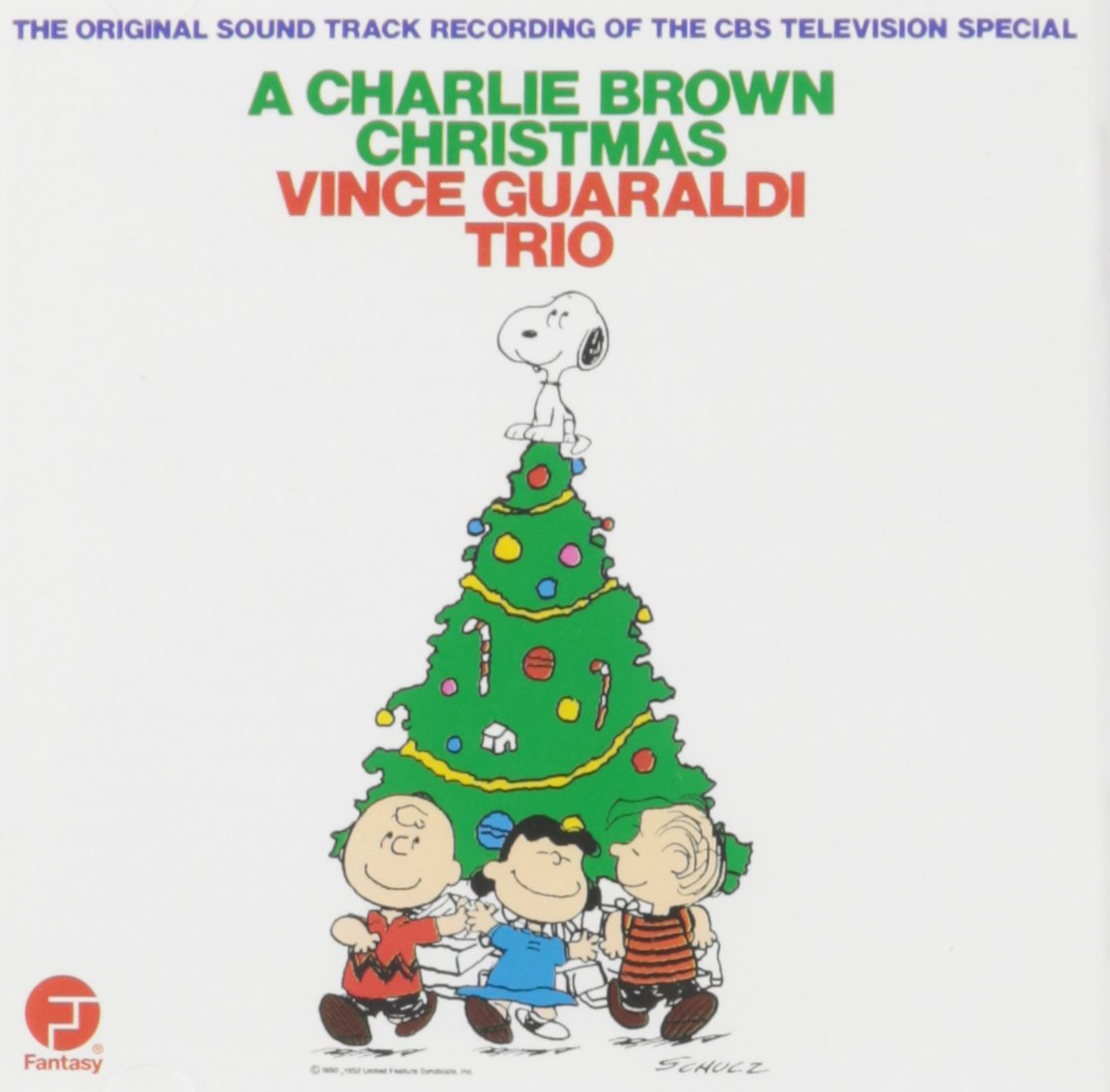 Vince Guaraldi Trio - A Charlie Brown Christmas: The Original ...