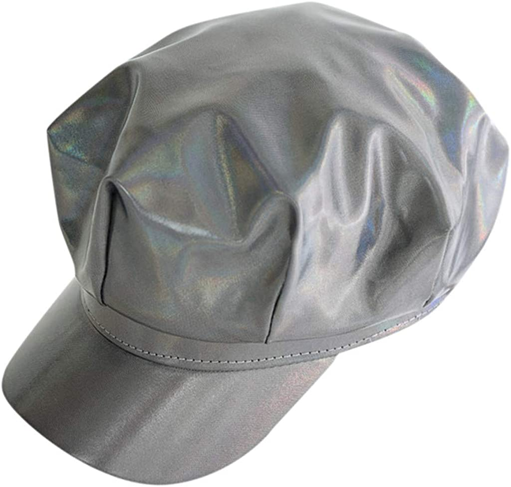 Newsboy Hats PU Waterproof...