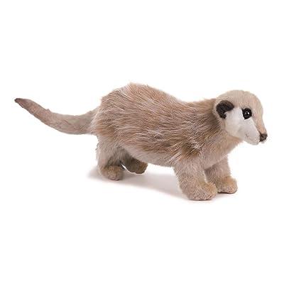 "HANSA Plush 12.6"" Meerkat: Toys & Games"