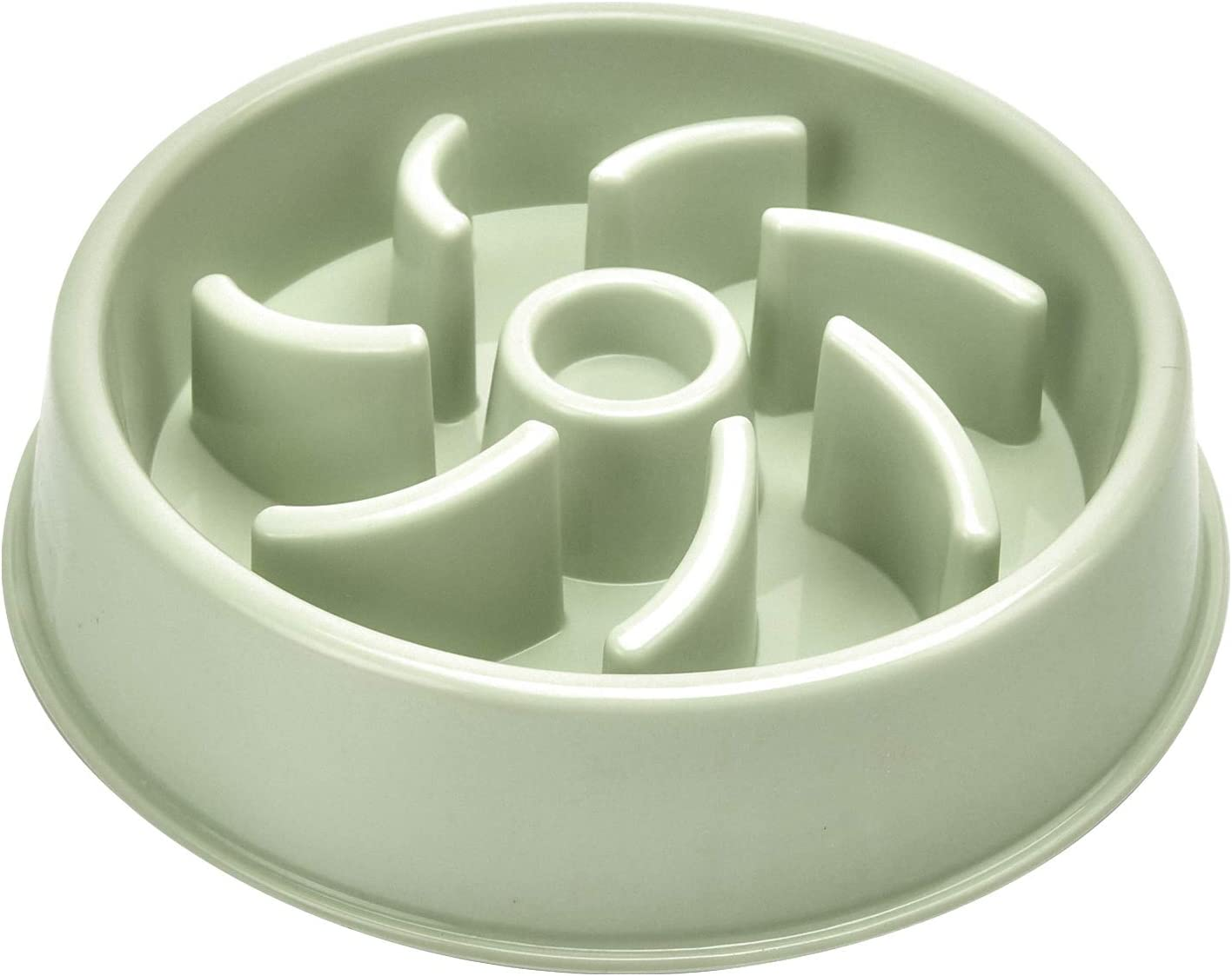 TANDD Slow Feeder Bowl, Anti-Choke Pet Bowls, Pets Water Bowl, Healthy Food Fun for Dog/Puppy