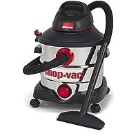 $78 » Shop-Vac 5979403 8 gallon 6.0 Peak Hp Stainless Wet Dry Vacuum