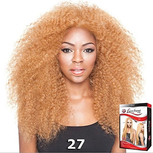ISIS Red Carpet Synthetic Hair Lace Front Wig - RCP717 AFRO KINKY 18