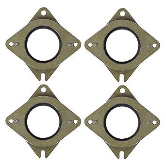 Sovol 4 piezas 3D Impresora Stepper Motor Vibración Amortiguador ...