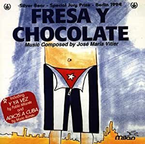 Original Soundtrack - Fresa y Chocolate - Amazon.com Music