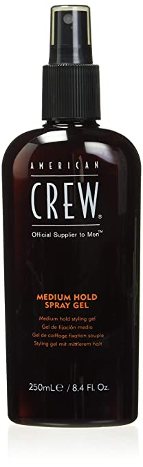 Oferta amazon: American Crew Gel Spray (Fijación Media) 250ml