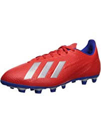 sports shoes 7f9d4 9c101 adidas Men s X 18.4 Firm Ground Soccer Shoe