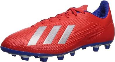 Amazon.com   adidas Men's X 18.4 Firm Ground Soccer Shoe   Soccer