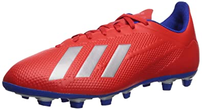 the latest 6a73e f675d adidas Men's X 18.4 Firm Ground Soccer Shoe
