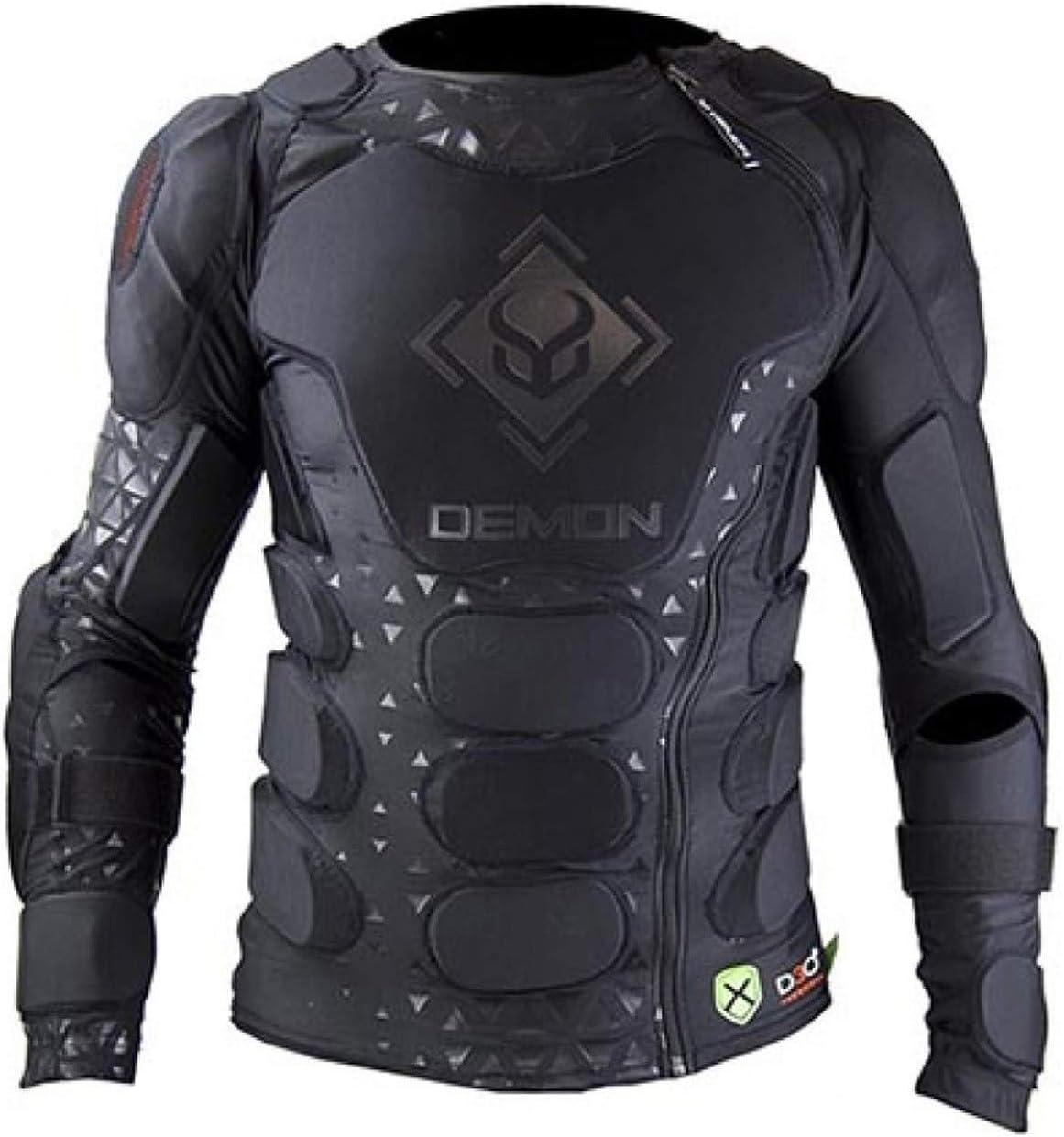 Demon Flex-Force X Mens Impact Shorts D3O V3 Black