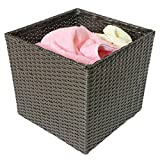 YZL/ Dirty clothes storage basket rattan woven laundry basket//preparation/storage baskets storage baskets/hamper/laundry basket