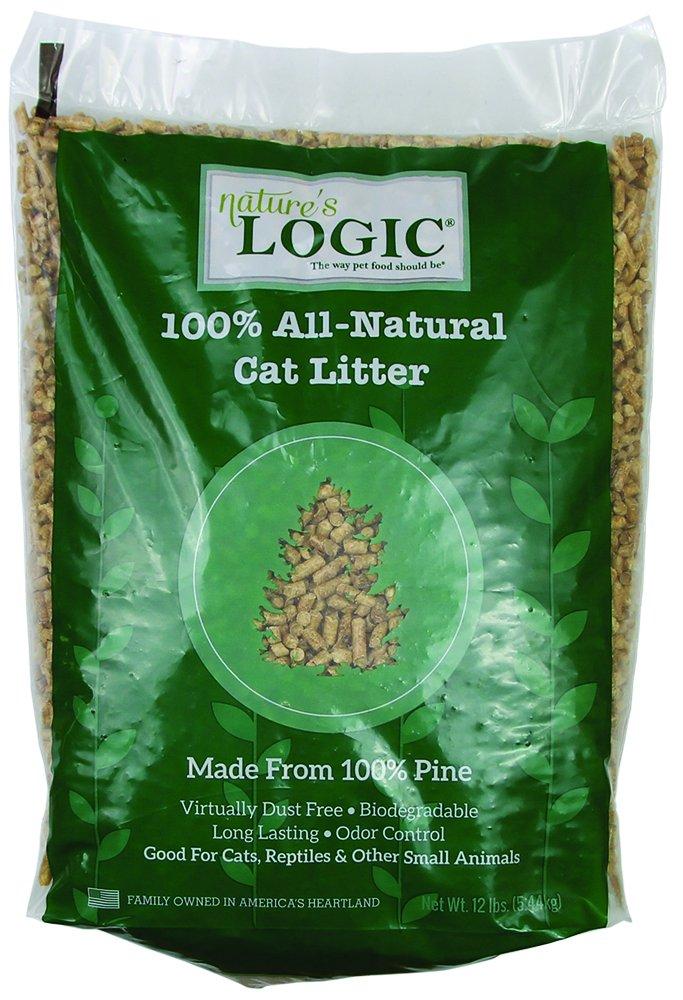 Nature's Logic All-Natural Cat Litter 12lb
