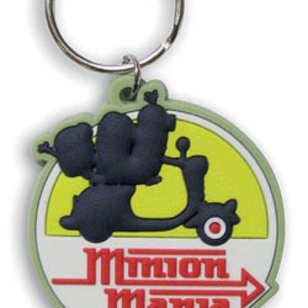 Minions Llavero caucho Minion Mania 6 cm: Amazon.es ...