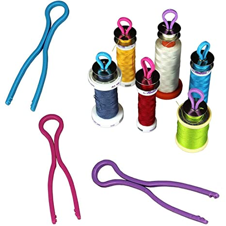 10 PCS Keep Your Bobbin Threads Matched Up with Your Thread Bobbins Organizer