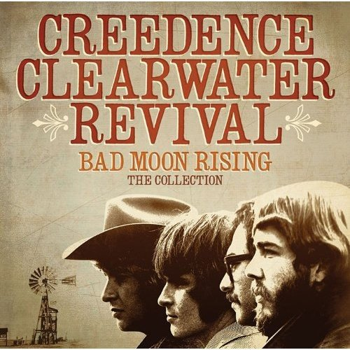 Bad Moon Rising: The Collection /  Creedence Clearwater Revival - Clearwater Collection