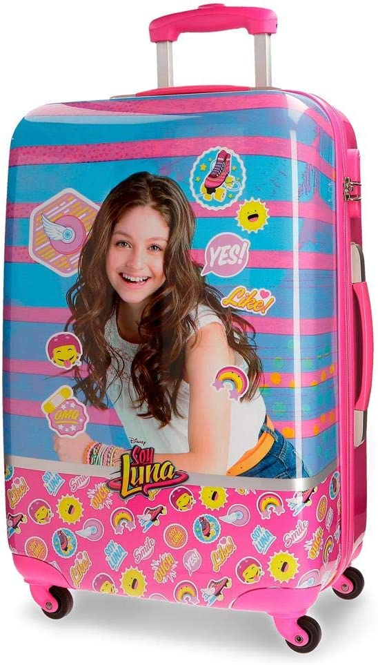 Trolley Abs 68cm.4r. Yo Soy Luna