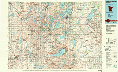 Historical 1:24000 Scale Updated 2001 7.5 X 7.5 Minute 1999 YellowMaps Cranberry Lake NY topo map 26.9 x 22 in