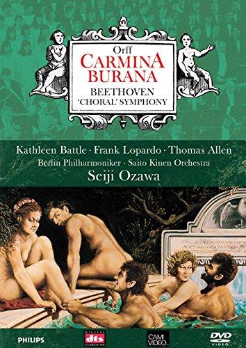 Price comparison product image Orff: Carmina Burana / Beethoven: Symphony No. 9