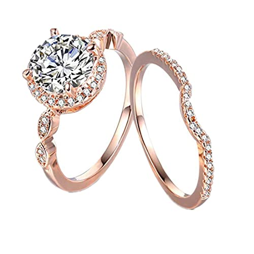 Neue Exquisite Frauen Silber Ring Oval Cut Feueropal Diamant Band