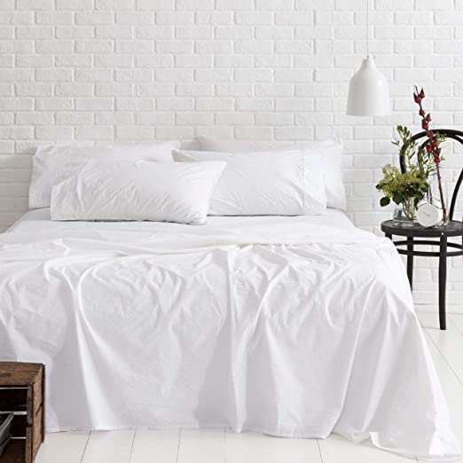 Complete Bedding Collection 1000 TC Egyptian Cotton US Sizes Orange Solid