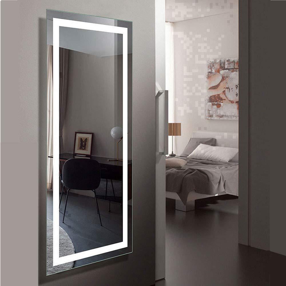 "DECORAPORT Large 70""x32"" LED Full Length Backlit Mirror ..."