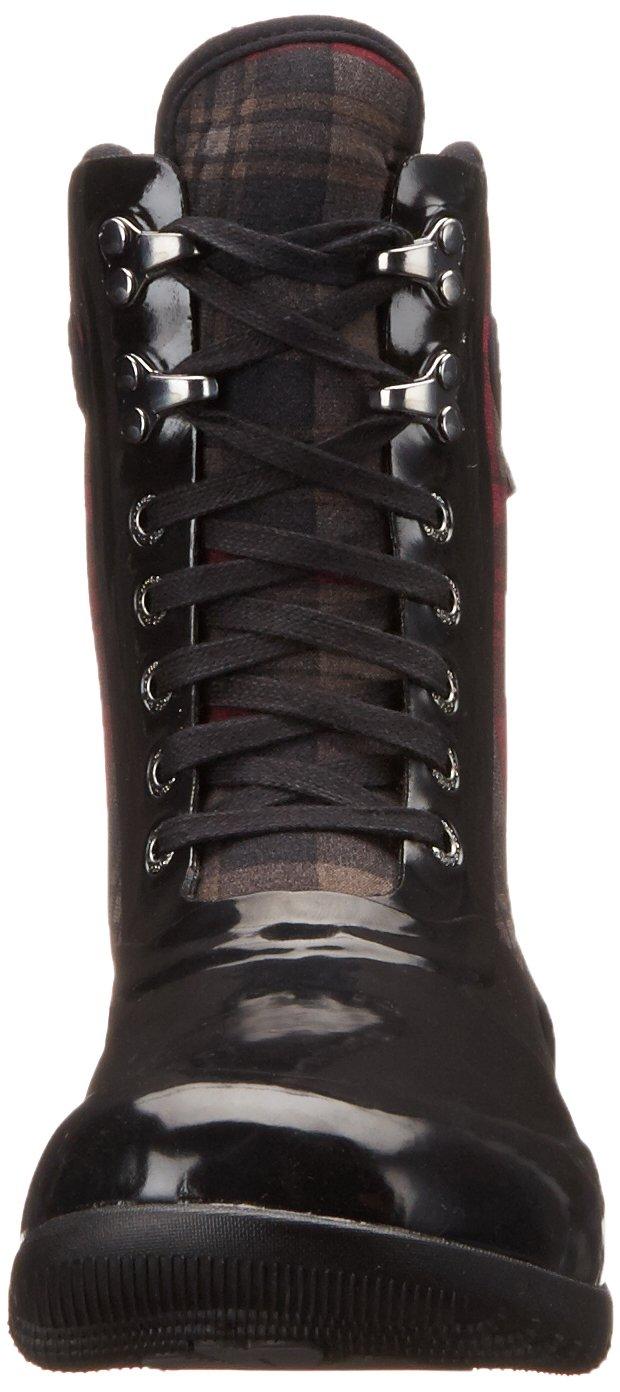 Bogs Women's Sidney Cravat B(M) Snow Boot B00QMQAG50 10 B(M) Cravat US Plaid Print/Black 05b98a