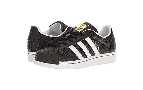 Adidas Superstar Reptile C Zapatillas para Niño Negro, 31: Amazon.es: Zapatos y complementos