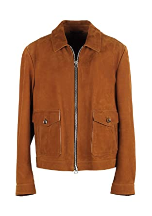 a749530cc9c667 CL - Tom Ford Leather Bomber Jacket Coat Size 58   48R U.S. Outerwear