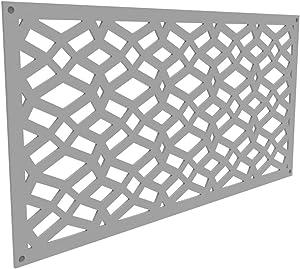 YardSmart 73004782 Decorative Screen Panel 2X4-Celtic, Clay