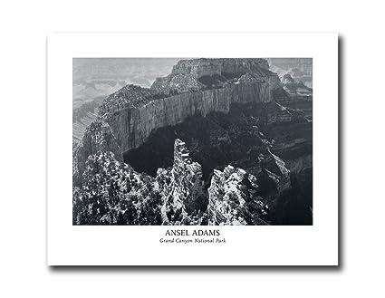 Ansel Adams B//W Photo Canyon de Chelly #2 Wall Picture 8x10 Art Print